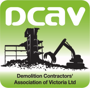 Demolition Contractos Association logo